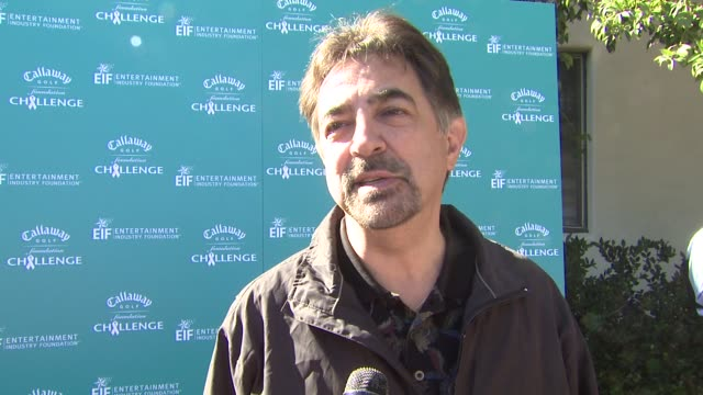 Joe Mantegna on the importance of today's event and on what he's looking forward to at the Callaway Golf Foundation's Annual ProCelebrity Tournament...