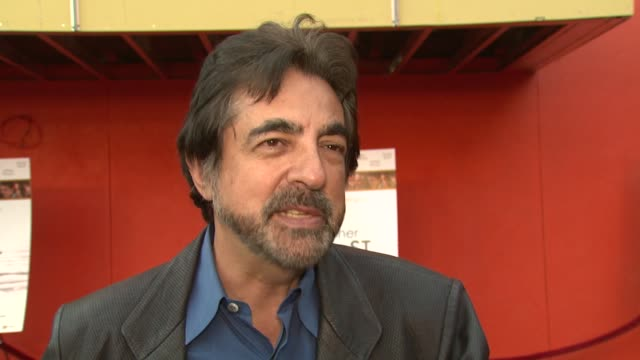 Joe Mantegna on what attracted him to the project on his character his paranormal experiences at the 'Mother Ghost' Premiere at Universal CityWalk...