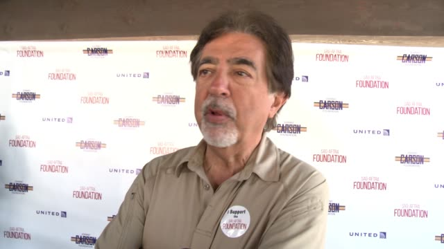 INTERVIEW Joe Mantegna on why it was important for him to play in the SAGAFTRA Foundation golf classic the importance of having a foundation that'...