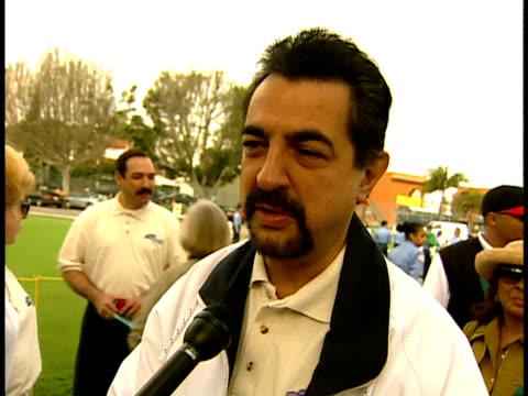 Joe Mantegna talks about the tournament