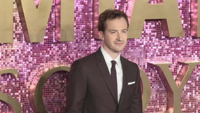 Joe Mazzello at Bohemian Rhapsody World Premiere at Wembley Arena on October 23 2018 in London England