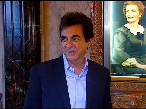 joe montegna at the los angeles opening of 'little women' at pantages theater in hollywood, california on august 2, 2006. - pantages theater stock videos & royalty-free footage