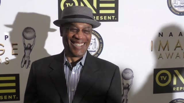 Joe Morton at the 48th NAACP Image Awards Nominees' Luncheon on January 28 2017 in Hollywood California