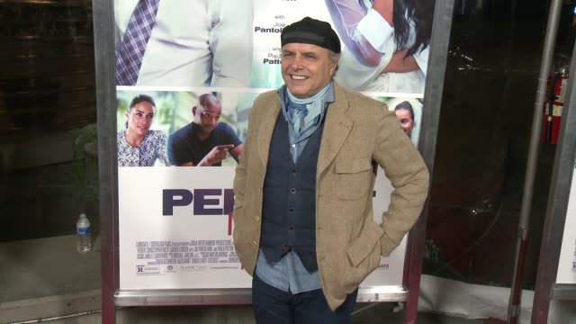 joe pantoliano at the perfect match los angeles premiere at arclight cinemas on march 07 2016 in hollywood california - arclight cinemas hollywood stock videos & royalty-free footage