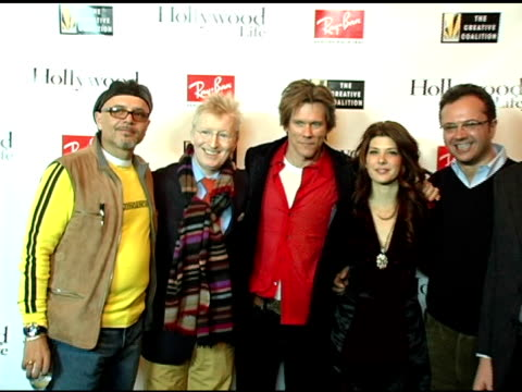 joe pantoliano john evans kevin bacon marisa tomei giuseppe servidori and vittorio verdun at the kevin bacon reception of the 2005 rayban visionary... - beer stein stock videos and b-roll footage