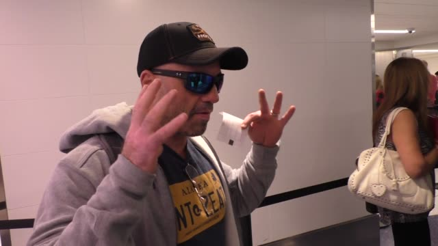 Joe Rogan Leaving California