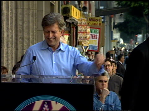 joe roth at the dedication of tim allen's hollywood walk of fame star at hollywood boulevard in hollywood california on november 19 2004 - tim roth stock videos and b-roll footage