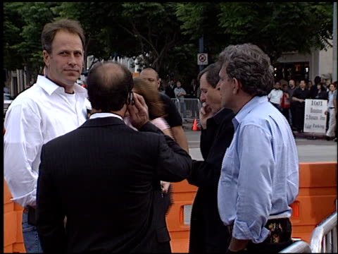 joe roth at the 'swat' premiere on july 30, 2003. - s.w.a.t. film title stock videos & royalty-free footage