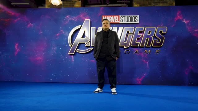 Joe Russo during the 'Avengers Endgame' UK Fan Event at Picturehouse Central on April 10 2019 in London England