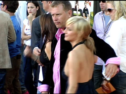 Joe Simpson and Ashlee Simpson at the 'The Dukes of Hazzard' Los Angeles Premiere at Grauman's Chinese Theatre in Hollywood California on July 28 2005