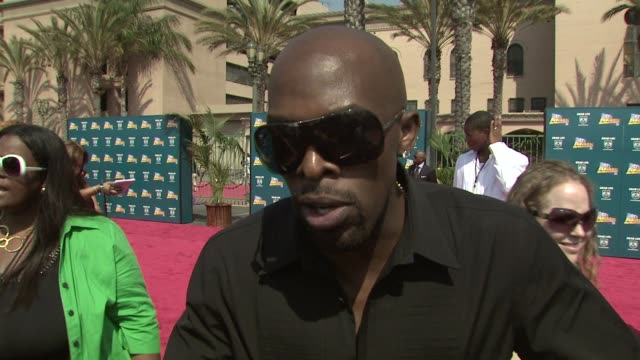 joe thomas on the event celebrating africanamericans honoring quincy jones and al green at the 2008 bet awards at los angeles california - quincy jones stock videos & royalty-free footage