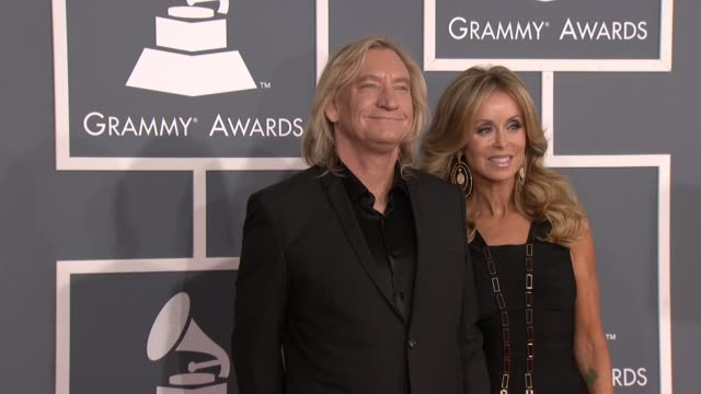 Joe Walsh at 54th Annual GRAMMY Awards Arrivals on 2/12/12 in Los Angeles CA