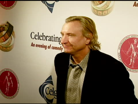 joe walsh at the the international myeloma foundation hosts 'celebrating peter boyle' at the wilshire ebell theater in los angeles california on... - ウィルシアーエベル劇場点の映像素材/bロール