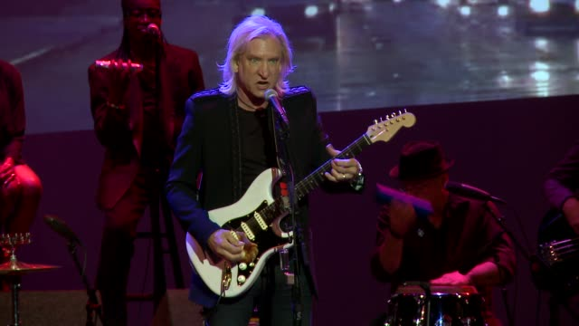 joe walsh performs at international myeloma foundation 6th annual comedy celebration benefiting the peter boyle research fund on 10/27/12 in los... - peter boyle stock videos & royalty-free footage