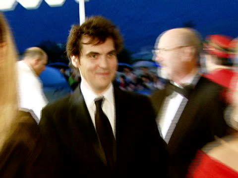 joe wright at the 2008 palm springs international film festival hosts star-studded awards gala presented by cartier red carpet arrivals at palm... - ジョーライト点の映像素材/bロール