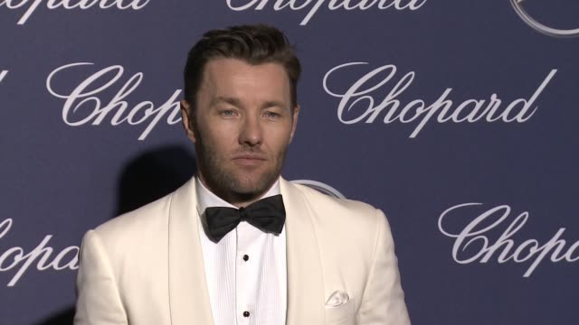 Joel Edgerton at 28th Annual Palm Springs International Film Festival Awards Gala in Los Angeles CA
