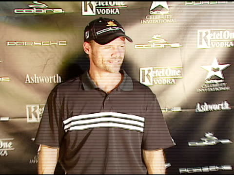 Joel Gretsch at the Golf Digest Celebrity Invitational at Cabana Club at the Wilshire Country Club in Los Angeles California on November 6 2006