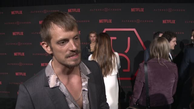 INTERVIEW Joel Kinnaman on his initial reaction to the script talks about his character the intense training he went through for this role and why he...