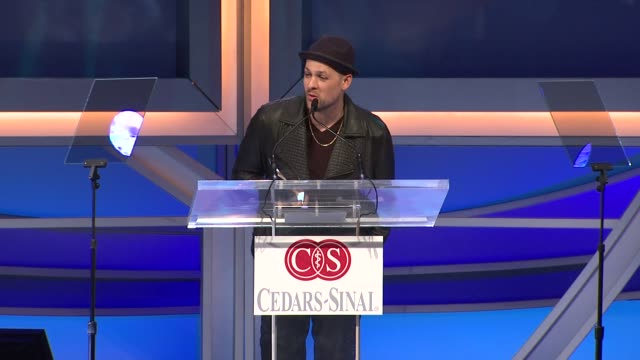 Joel Madden at the CedarsSinai Medical Center Celebrates 26th Anniversary Of Sports Spectacular at Los Angeles CA