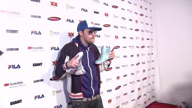 Joel Madden at the Sportie LA Fila and 3M Launch the Special Edition Melrose Shoe Collection at Los Angeles CA