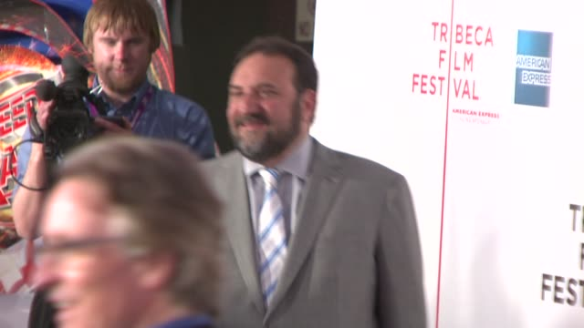 joel silver at the speed racer premiere at the 7th annual tribeca film festival at borough of manhattan community college / tribeca performing arts... - community college stock videos & royalty-free footage