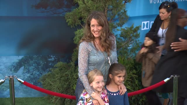 joely fisher at 2012 los angeles film festival premiere of disney pixar's brave joely fisher at 2012 los angeles film festival pre at dolby theatre... - joely fisher stock videos and b-roll footage