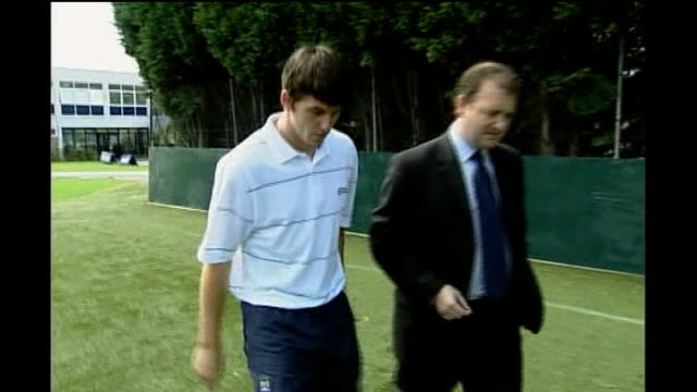 joey barton jailed for attack on two men in liverpool tx reporter along with joey barton joey barton making appeal to his stepbrother michael barton... - joey walker stock videos & royalty-free footage