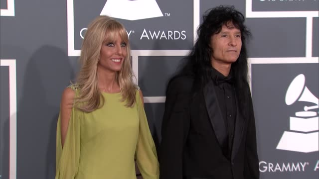 joey belladonna at the 55th annual grammy awards arrivals in los angeles ca on 2/10/13 - grammy awards stock videos and b-roll footage
