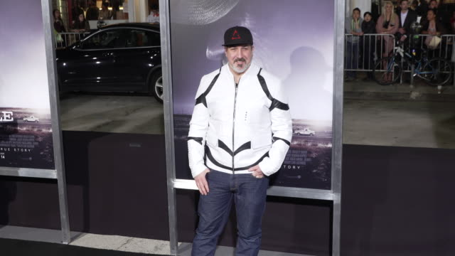 """joey fatone at the """"the mule"""" world premiere at regency village theatre on december 10, 2018 in westwood, california. - joey fatone stock videos & royalty-free footage"""