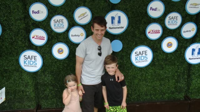 Joey McIntyre at Safe Kids Day at Smashbox Studios on April 24 2016 in Culver City California
