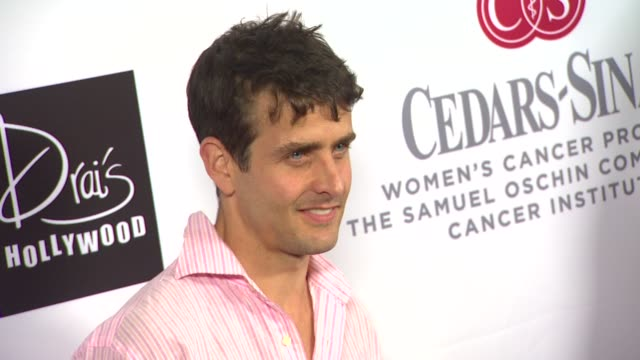 Joey McIntyre at the 7th Annual Pink Party Hosted By Jennifer Garner at Hollywood CA