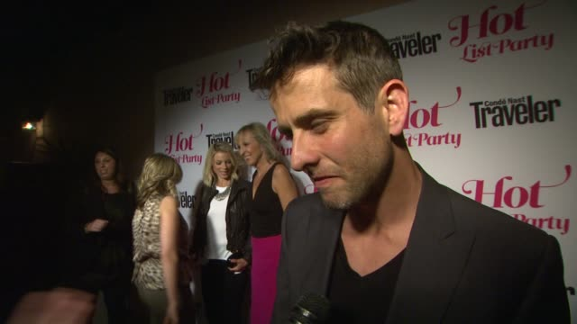 Joey McIntyre on the hottest place he's ever been the most romantic vacation he's ever been on his dream vacation if he's been keeping up with...