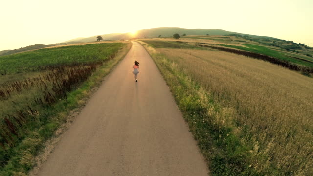 Jogging im Country