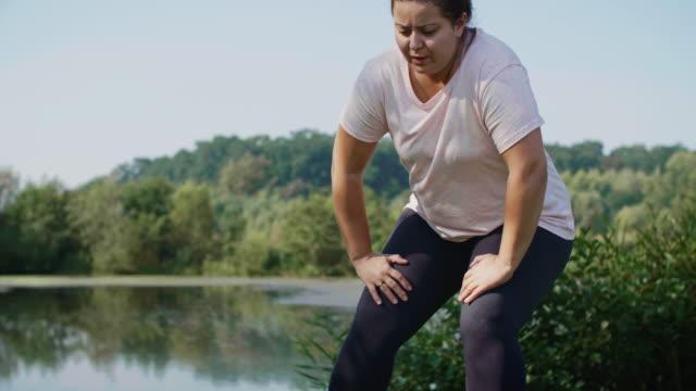 jogging/rzeszow/poland - podkarpackie voivodeship video stock e b–roll