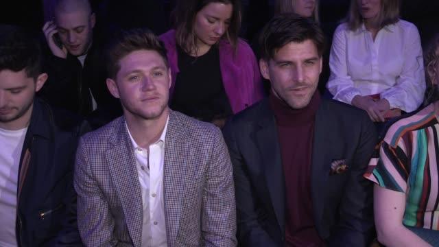 Johannes Huebl One Direction Niall Horan Skeku Kinneh Mason Patrick Gibson Tinie Tempah Vicky McClure Michael Fox and Laura Carmichael Maxine Peake...