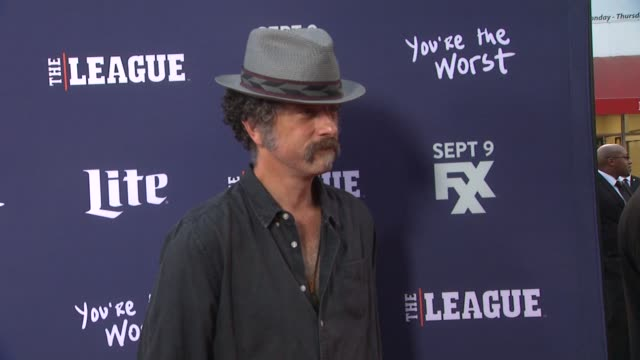 John Ales at the Premiere of FXX's The League Final Season and You're The Worst 2nd Season at Regency Bruin Theater on September 08 2015 in Westwood...