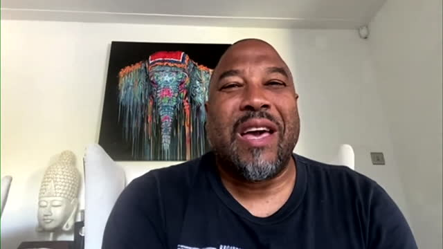 john barnes saying he doesn't understand why england's mason mount and ben chilwell have to self-isolate after contact with scotland's billy gilmour,... - resting stock videos & royalty-free footage
