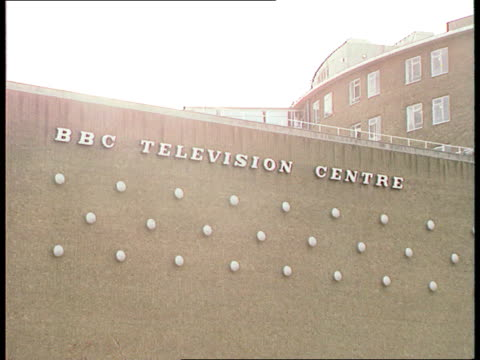 John Birt to become BBC staff member ITN LIB White City MS BBC Television Centre PULL OUT