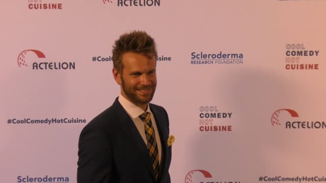 John Brotherton at the Cool Comedy Hot Cuisine 30th Annual Benefit For The Scleroderma Research Foundation at the Beverly Wilshire Four Seasons Hotel...