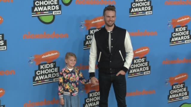 john brotherton at the nickelodeon's 2018 kids' choice awards at the forum on march 24, 2018 in inglewood, california. - nickelodeon stock videos & royalty-free footage