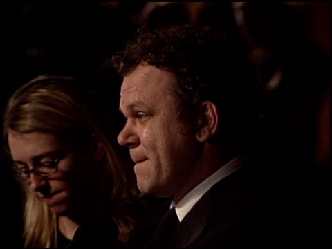 vídeos de stock, filmes e b-roll de john c reilly at the dga director's guild of america awards at the century plaza hotel in century city california on march 2 2003 - director's guild of america