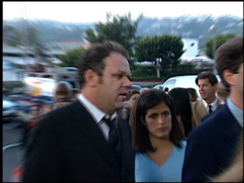 john c reilly at the premiere of 'the good girl' at pacific design center in west hollywood california on august 7 2002 - pacific design center stock videos and b-roll footage