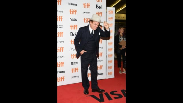 John C Reilly attends the 'The Sisters Brothers' premiere during 2018 Toronto International Film Festival at Princess of Wales Theatre on September 8...