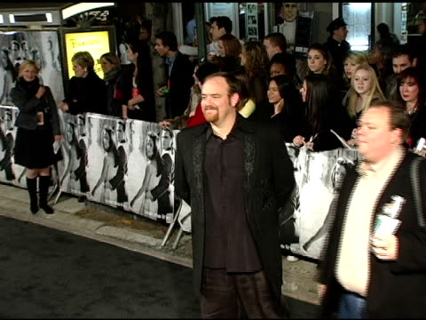John Carter Cash at the 'Walk The Line' New York Premiere at the Beacon Theater in New York New York on November 13 2005