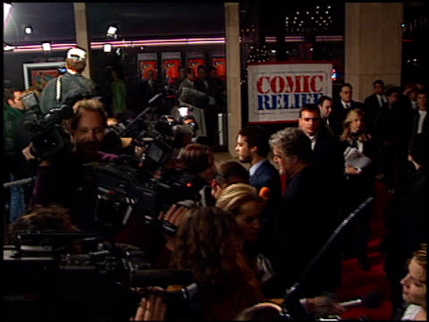 john cleese at the 'deconstructing harry' premiere on december 5 1997 - john cleese stock videos & royalty-free footage