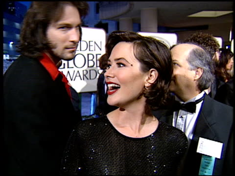 john corbett at the 1994 golden globe awards at the beverly hilton in beverly hills california on january 22 1994 - john corbett stock videos and b-roll footage