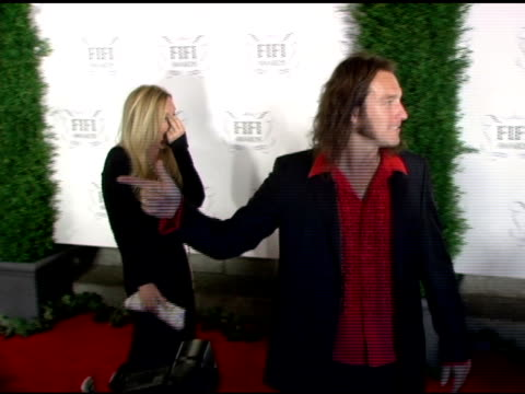 john corbett at the 34th annual fifi awards presented by the fragrance foundation at the hammerstein ballroom in new york new york on april 3 2006 - john corbett stock videos and b-roll footage