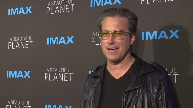 john corbett at world premiere of a beautiful planet at amc lincoln square theater on april 16 2016 in new york city - john corbett stock videos and b-roll footage
