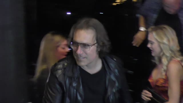 john corbett greets fans at comic con in san diego in celebrity sightings at comic con - john corbett stock videos and b-roll footage