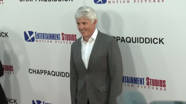 john curran at the chappaquiddick premiere at samuel goldwyn theater on march 28 2018 in beverly hills california - samuel goldwyn theater stock videos & royalty-free footage